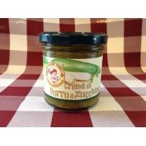 Crema di Porro e Zucchine 140 g. BIO