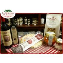 """Confezione regalo """"Romagna 3"""" ( con 7 prodotti + scatola regalo )"""