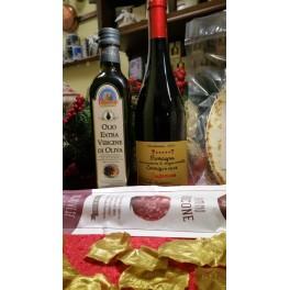 """Confezione regalo """"Romagna"""" ( con 3 prodotti + scatola regalo )"""