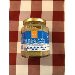 Sale alle erbe aromatiche per pesce (etichetta azzurra) 175 g.
