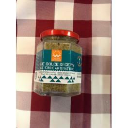 Sale alle erbe aromatiche per carne (etichetta verde scuro) 175 g.