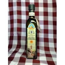 """Olio extra vergine di oliva Colline di Romagna D.O.P."""" 0,5 L."""