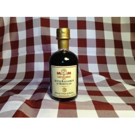 Aceto Balsamico Leonardi Classico IGP 2  travasi 250 ml.