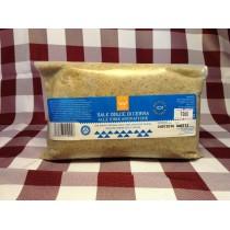 Sale alle erbe aromatiche per pesce (etichetta azzurra) 1 kg.