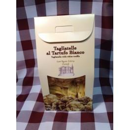 Tagliatelle al Tartufo Bianco 250 g.