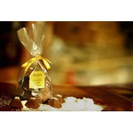 Acervi al cioccolato e sale di Cervia 240 g.