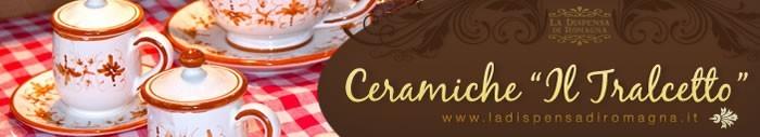 """Ceramiche """"Il Tralcetto"""""""