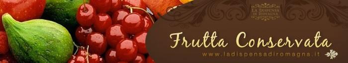 Frutta conservata