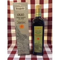 Olio extra vergine di oliva Brisighello D.O.P. 0,75 L.